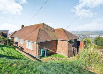 Thumbnail 2 bed bungalow for sale in Cuckmere Way, Brighton, East Sussex
