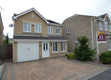 Thumbnail 4 bed detached house to rent in 14 Plover Close, Glossop
