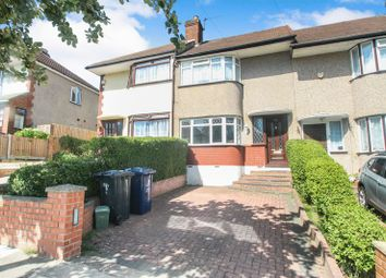 Thumbnail 2 bed terraced house for sale in Carr Road, Northolt