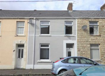 Thumbnail 4 bed terraced house to rent in Cambrian Place, Pontarddulais, Swansea
