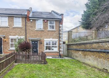 Thumbnail 3 bed end terrace house to rent in Howerd Way, London