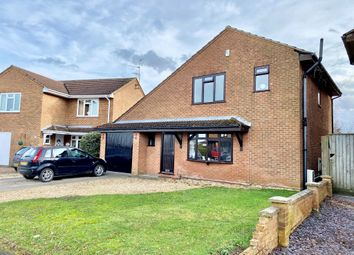3 bed detached house for sale in Holyrood Close, Donington, Spalding PE11