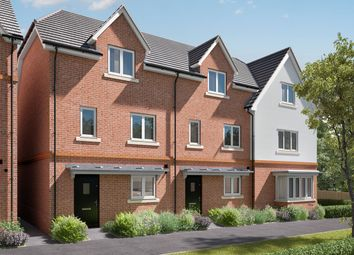 """Thumbnail 3 bed terraced house for sale in """"The Pine"""" at Hyde End Road, Shinfield, Reading"""