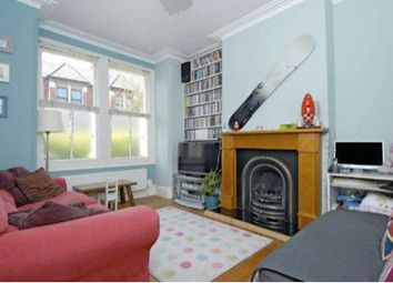 Thumbnail 3 bed terraced house to rent in Strathleven Road, London