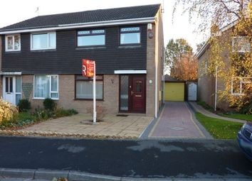 Thumbnail 3 bed semi-detached house to rent in Bishopdale Close, Long Eaton