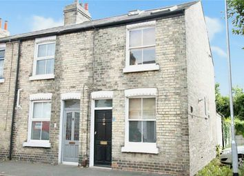 Thumbnail 3 bedroom end terrace house for sale in Stanley Road, Cambridge
