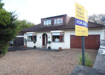 Thumbnail 4 bedroom bungalow for sale in Braidholm Road, Giffnock, Glasgow, East Renfrewshire