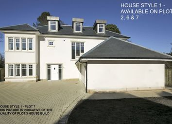 Thumbnail 6 bed detached house for sale in New Park Place Development, Plot 3, Hepburn Gardens, St Andrews