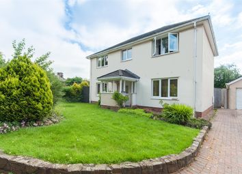 Thumbnail 4 bed detached house for sale in Millstream Gardens, Halberton, Tiverton