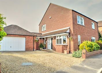 Thumbnail 4 bed detached house for sale in Ousemere Close, Billingborough, Sleaford