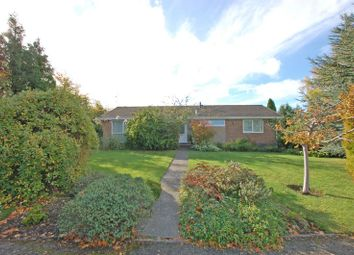 Thumbnail 4 bedroom bungalow for sale in Collingwood Crescent, Ponteland, Newcastle Upon Tyne