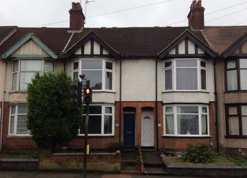 Thumbnail 3 bed terraced house to rent in Lawford Road, Rugby