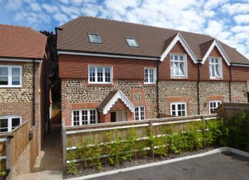 Thumbnail 4 bed semi-detached house for sale in The Street, Stedham, Midhurst