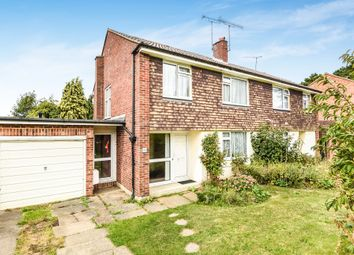 Thumbnail 3 bedroom semi-detached house for sale in Griffin Way, Bookham, Leatherhead