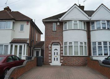 Thumbnail 3 bed semi-detached house to rent in Horrell Road, Sheldon, Birmingham