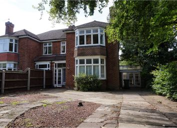 Thumbnail 4 bed semi-detached house for sale in Bargate, Grimsby