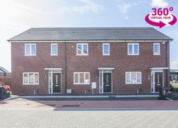 Thumbnail 2 bedroom terraced house for sale in Motherwell Court, Newport