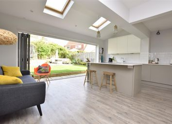 Thumbnail 4 bed semi-detached house for sale in Hollyguest Road, Hanham