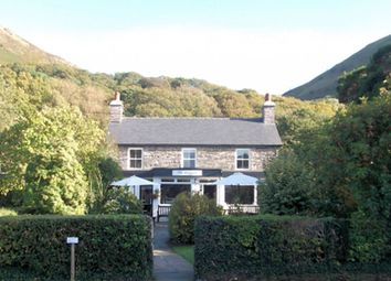 Thumbnail Hotel/guest house for sale in Dolgoch Falls, Bryncrug