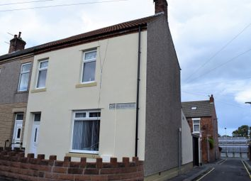 Thumbnail 2 bed end terrace house for sale in Cleveland Terrace, Newbiggin-By-The-Sea
