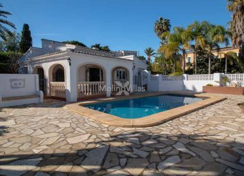 Thumbnail 3 bed villa for sale in Javea, Alicante, Costa Blanca. Spain
