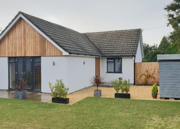 Thumbnail 3 bed bungalow to rent in Sandy Lane, St Ives