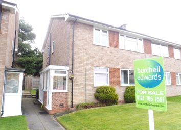 Thumbnail 2 bed property for sale in Stourton Close, Knowle, Solihull
