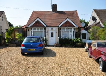Thumbnail 2 bedroom bungalow for sale in North Avenue, Letchworth Garden, City Hertfordshire