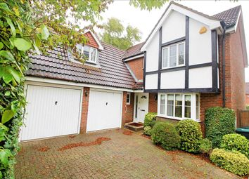 Thumbnail 5 bed detached house for sale in Dowding Way, Leavesden, Watford