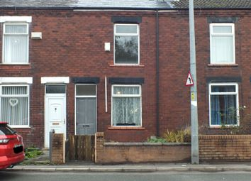 Thumbnail 2 bed terraced house to rent in Bickershaw Lane, Wigan
