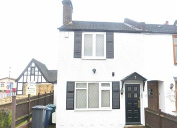 Thumbnail 3 bed semi-detached house for sale in Froghall Cottages, Elstree, Herts