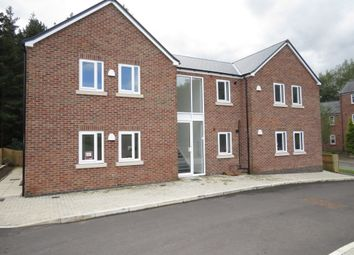 Thumbnail 2 bed flat for sale in Poplar Vale, Crowton, Northwich