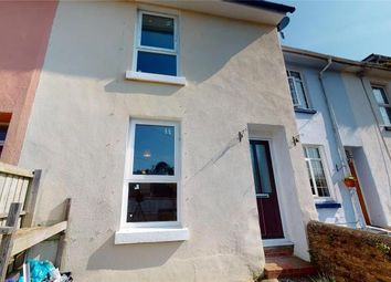 2 bed terraced house for sale in Mount Pleasant Road, Brixham, Devon TQ5