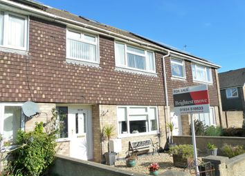 Thumbnail 3 bed terraced house for sale in Clovelly Road, Worle, Weston-Super-Mare