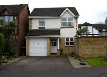 Thumbnail 3 bed detached house for sale in Alexandra Gardens, Knaphill, Woking