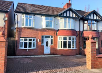 Thumbnail 5 bed semi-detached house for sale in Manchester New Road, Middleton, Manchester