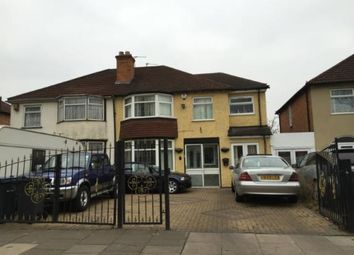 Thumbnail 5 bedroom semi-detached house for sale in Fox Hollies Road, Hall Green, Birmingham, West Midlands