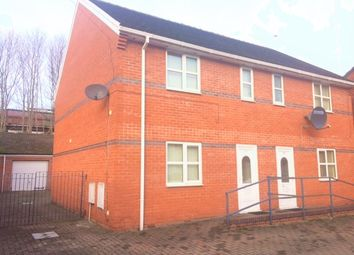 Thumbnail 2 bed semi-detached house to rent in Nelson Street, Shotton, Deeside