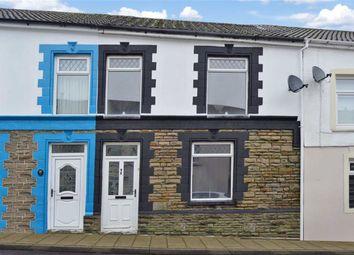 Thumbnail 3 bed terraced house for sale in Wingfield Street, Aberfan, Merthyr Tydfil