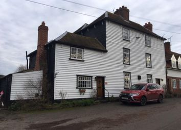 Thumbnail 8 bed end terrace house for sale in Church End, Paglesham, Essex