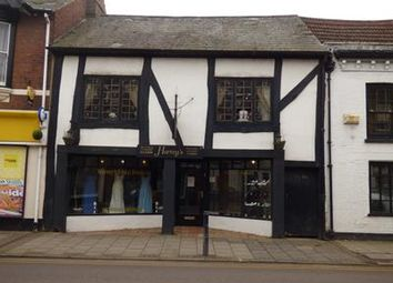 Thumbnail Retail premises for sale in 83 High Street, Ramsey, Cambridgeshire