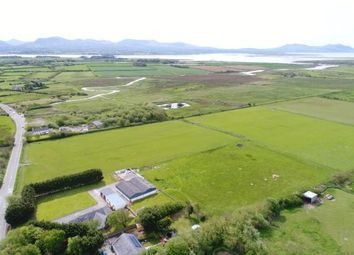 Thumbnail 4 bed bungalow for sale in Dwyran, Anglesey, Sir Ynys Mon