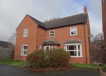 Thumbnail 4 bedroom detached house to rent in Sisters Field, Wem, Shrewsbury