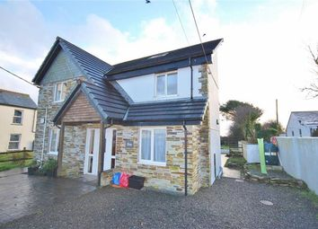 Thumbnail 1 bed flat for sale in Pengelly, Delabole, Cornwall