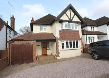 Thumbnail 4 bed detached house for sale in Furzedown Road, Sutton