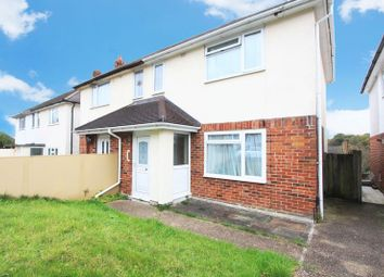 Thumbnail 2 bedroom semi-detached house for sale in High View Way, Southampton