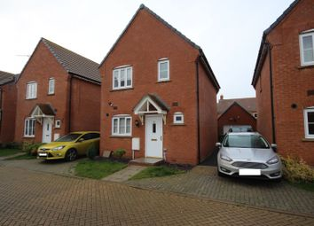 Thumbnail 3 bed semi-detached house for sale in Rookery Court, Didcot