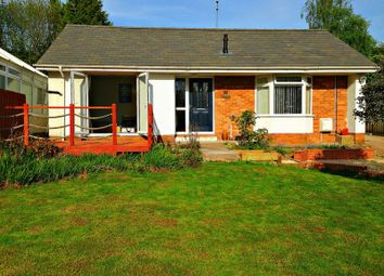 Thumbnail 3 bed bungalow for sale in The Paddocks, Llanyravon, Cwmbran