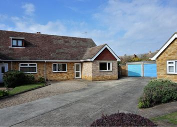 Thumbnail 3 bed bungalow for sale in Melplash Close, Ipswich