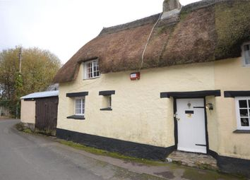 Thumbnail 2 bed end terrace house for sale in Thatch Cottages, Liverton, Newton Abbot, Devon